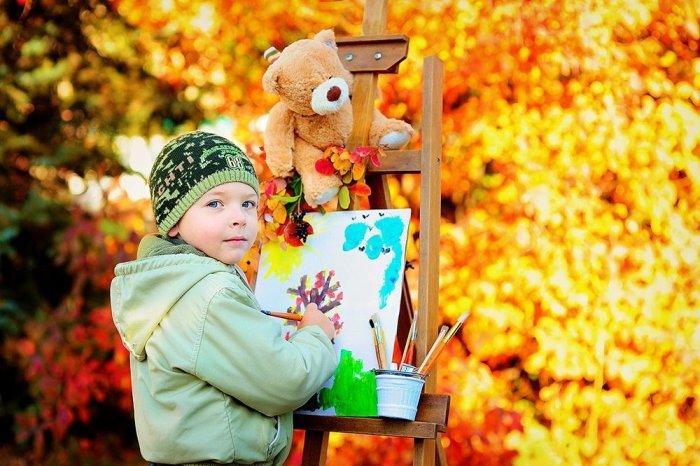 Осенние конкурсы для детей дошкольного возраста